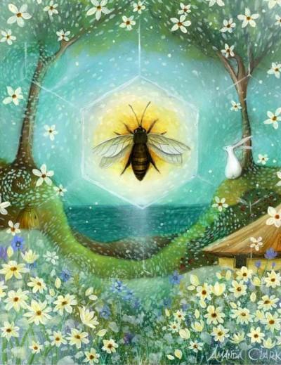 Svetost čebel, praznovanje 1.Svetovnega dneva čebel malo drugače