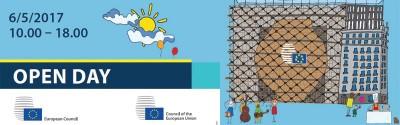 Dan odprtih vrat – Svet EU in Evropski Svet, 6. 5. 2017, Bruselj, Belgija