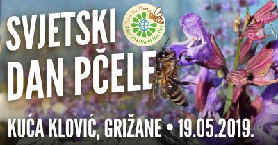 Celebrating the World Bee Day 2019 in Croatia