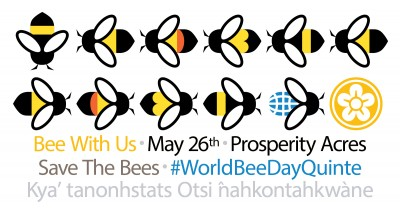 World Bee Day - Quinte